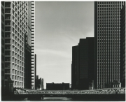 The City-Chicago River 1984