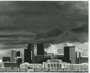 The City-Skyline Denver 1988