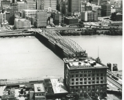 The City-River Pittsburgh 1984