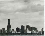 The City-Skyline  Chicago 1984