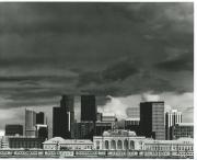 The City-Skyline Denver 1988