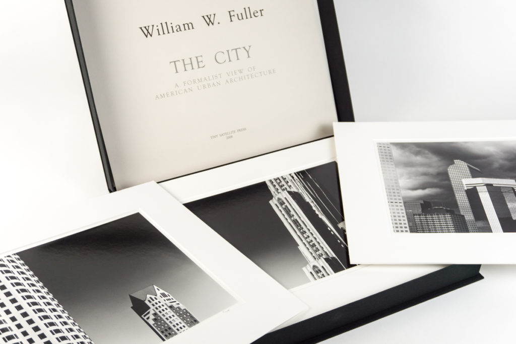 The City Portfolio by William W. Fuller Twelve 14x11 Gelatin Silver Prints, Matted and Mounted to 20x16 in a Box Limited Edition of 25